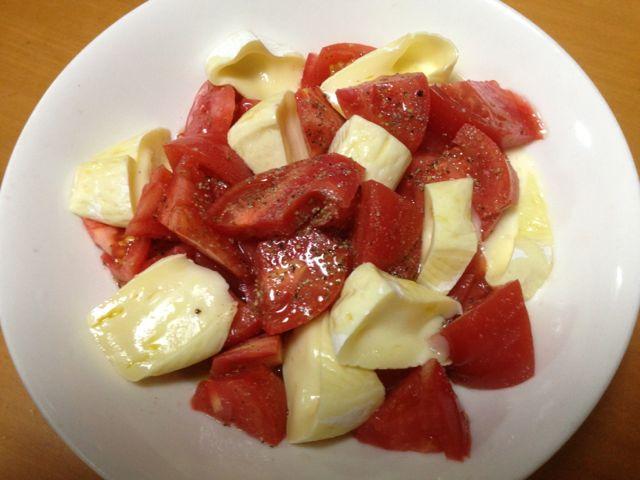 トマト&カマンベール