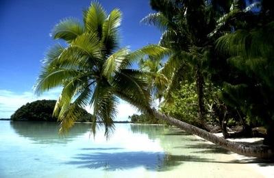 パラオアンガウル島0806