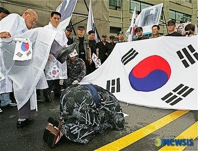 韓国の横暴0821-1