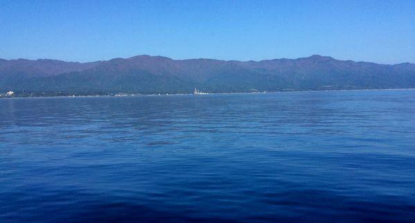 20141025青い海と紅い山
