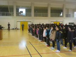 20133学期始業式3