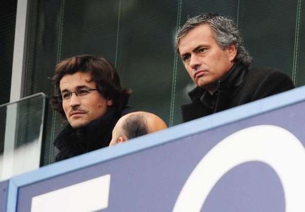 ルイ・ファリアとモウリーニョ