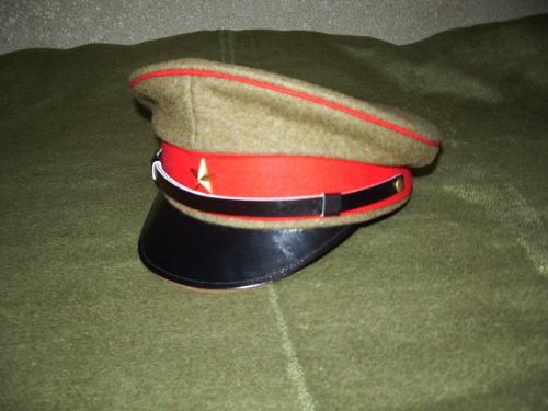 下士卒用二種帽01