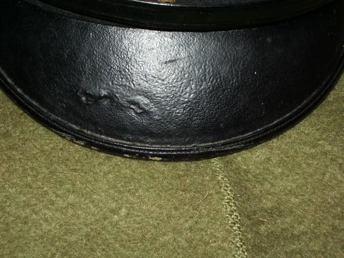 下士卒用二種帽07