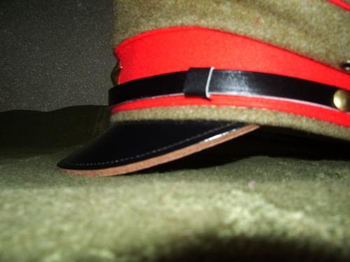 下士卒用二種帽06