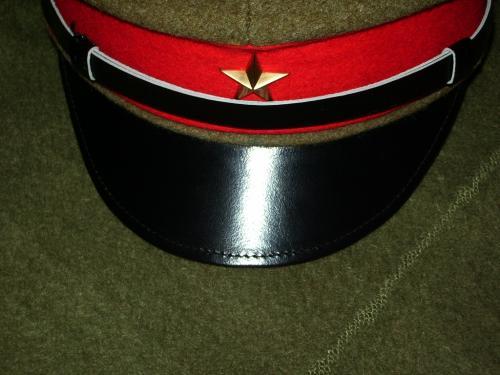 下士卒用二種帽05