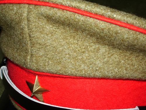 下士卒用二種帽04