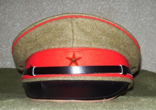 下士卒用二種帽03