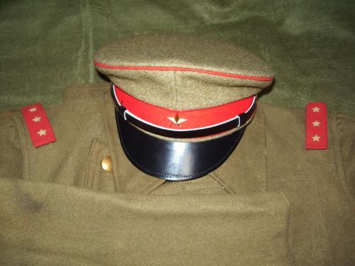 下士卒用二種帽13