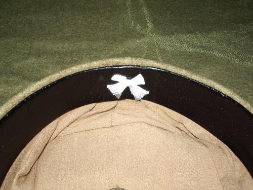 下士卒用二種帽12