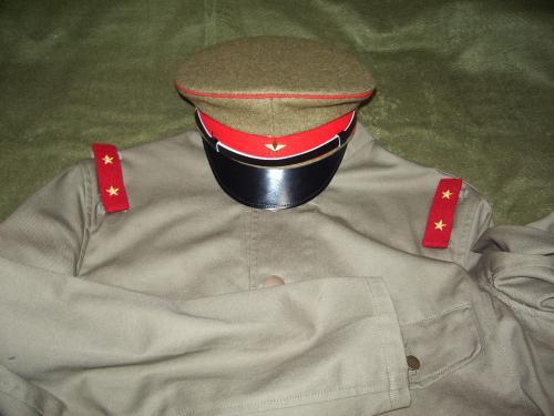 下士卒用二種帽14