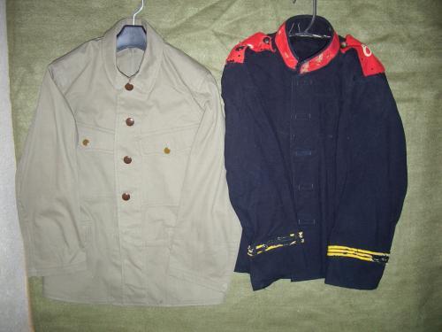 明治十九年式軍衣104