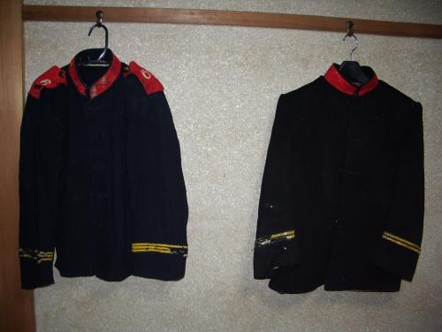 明治十九年式軍衣102