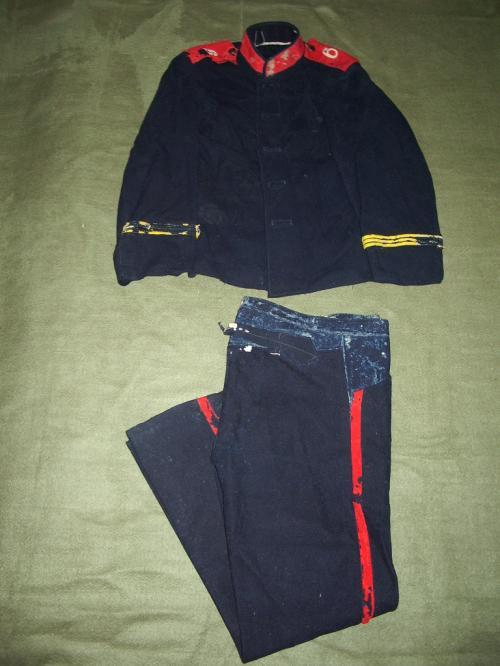 明治十九年式軍衣袴01