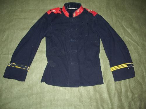 明治十九年式軍衣101