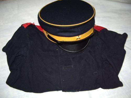 明治十九年式軍衣110