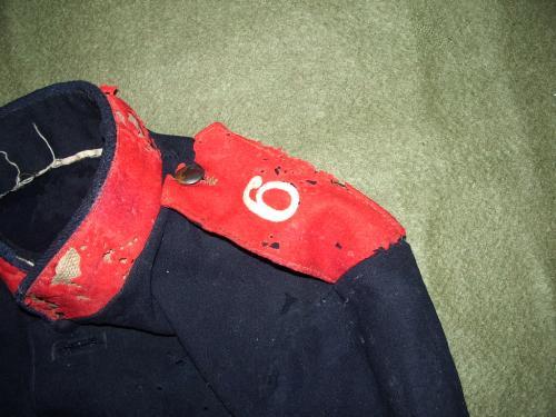 明治十九年式軍衣106