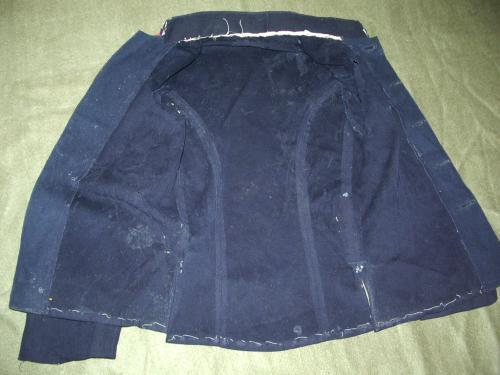 明治十九年式軍衣116