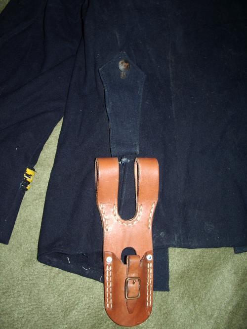 明治十九年式軍衣114