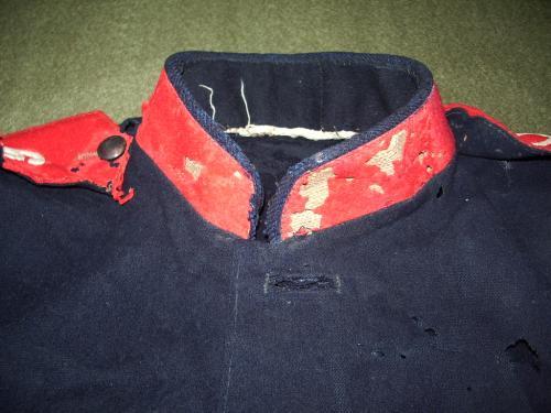 明治十九年式軍衣111