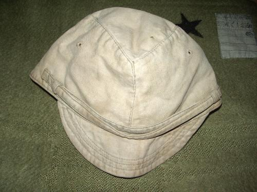 海軍兵用三種略帽04