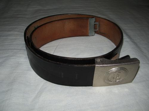 NVA兵下士官用ベルト01