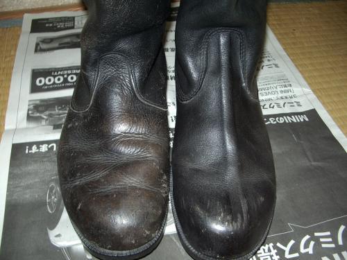 NVA下士卒長靴06