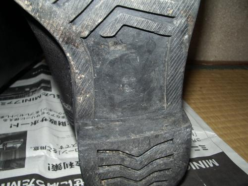 NVA下士卒長靴10