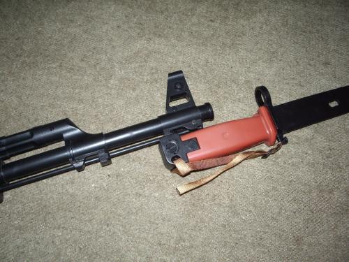 アリイak銃剣11