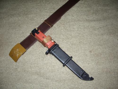 アリイak銃剣10