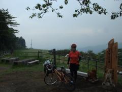 大野山山頂