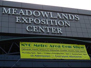 NY metro show 2012 outside