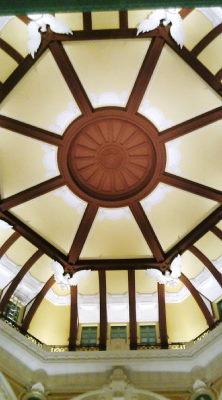東京駅丸天井2