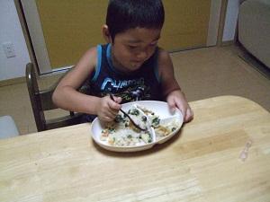 ブログ食事1