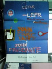 Letur-Lefr poster(mini)