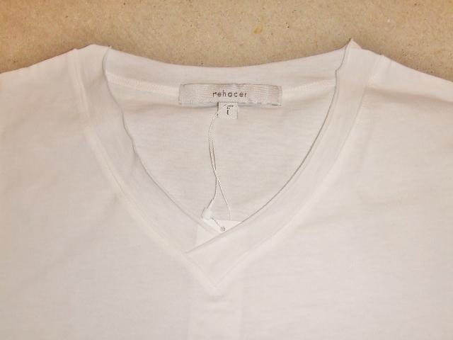 rehacer Poker cut&sewn white VN