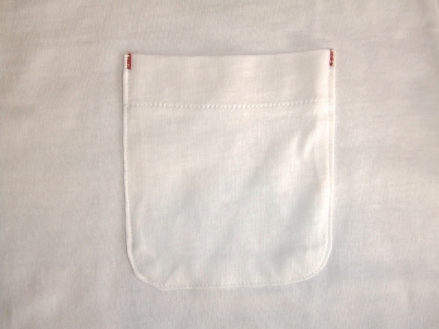 rehacer Poker cut&sewn white PT
