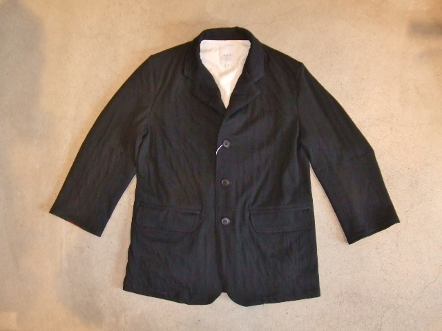 rehacer Link 7sleeve tailored jacket1