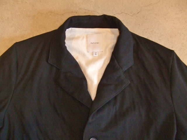 rehacer Link 7sleeve tailored jacket ft1