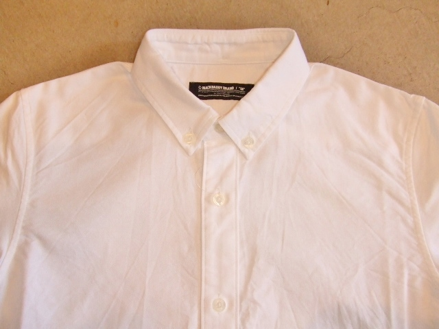 MDY CLASSIC OXFORD SHIRT WHITE FT1