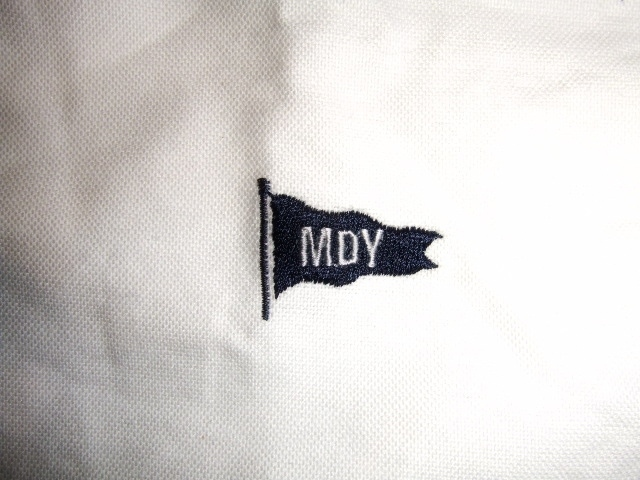 MDY CLASSIC OXFORD SHIRT WHITE SS