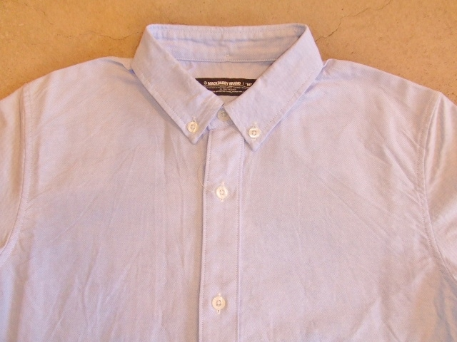 MDY CLASSIC OXFORD SHIRT BLUE FT1