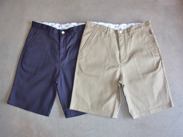 Dickies×MACKDADDY CHINO SHORTS