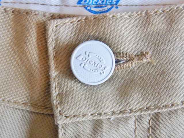 Dickies×MACKDADDY CHINO SHORTS BEIGE BT