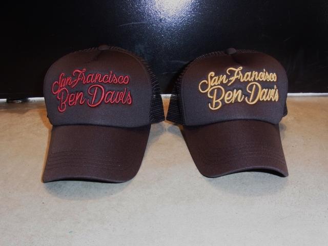 BENDAVIS EMBROIDERY CAP