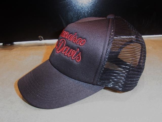 BENDAVIS EMBROIDERY CAP RED