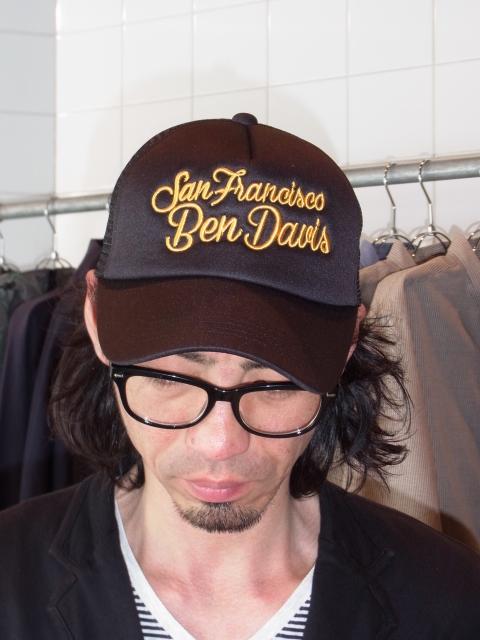 BENDAVIS EMBROIDERY CAP ST