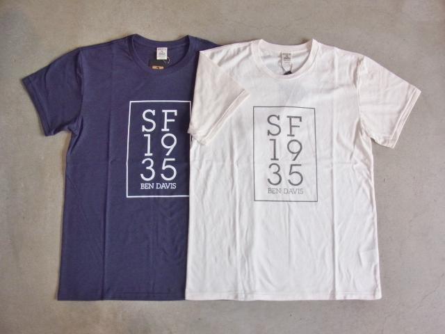 BENDAVIS SF1935 SS TEE