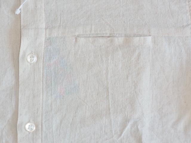 rehacer 8 sleeve linen shirt Lwhite pt