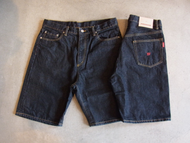 MDY FAT DENIM SHORTS